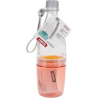 Copco 2510-2160 Hydration Fruit Infuser 20-Ounce Coral