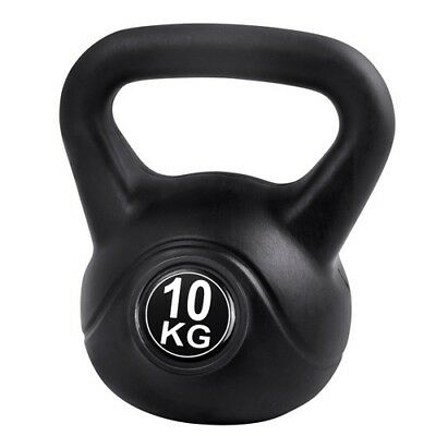 Everfit 10kg Fitness Gym Exercise Weightlifting Weights Kettlebell