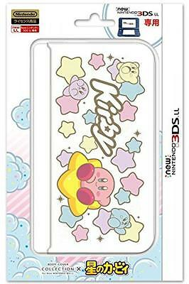NEW Nintendo 3DS XL LL Body Cover collection Star Kirby series TYPE-C Case Japan