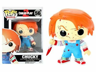 Childs Play 2 Bloody Chucky Pop! Vinyl Figure - New in stock