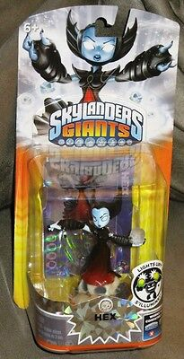 Skylanders Giants Lightcore HEX - Lights Up - NIB