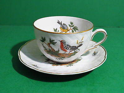 Bernardaud Limoges Virginie Cup(s) and Saucer(s)
