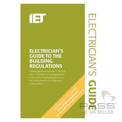 IET Electrician's Guide to the Building Regulations (4th Edition), Amendment 3 (