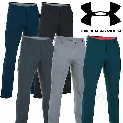 Under Armour 2017 Match Play Coldgear Tapered Mens Winter Thermal Golf Trousers
