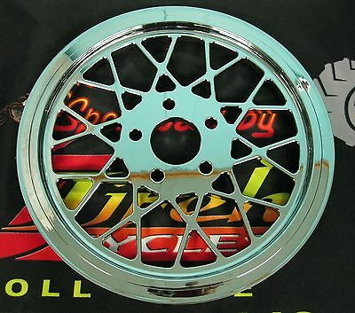 """Ultima Classic Spoke Pulley Polished 1"""" Wide, 70 Tooth 1999 & Earlier"""
