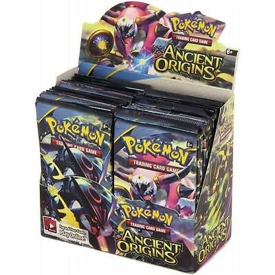 Pokemon TCG XY7 Ancient Origins Boosters Box (36 Packs) - Brand new!