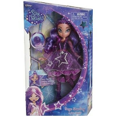 Disney Star Darlings Core Fashion Doll - Sage Starling - Brand New
