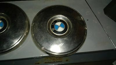 Antique BMW Hubcaps