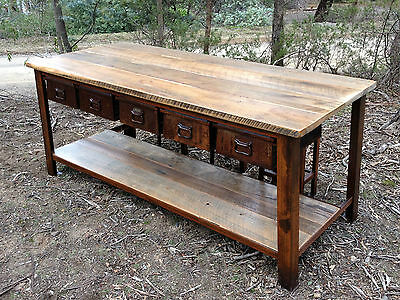 industrial kitchen island bench, industrial kitchen bench, industrial table,