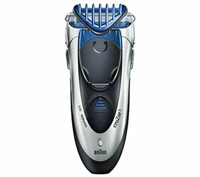 BRAUN Cruzer3 MENS SHAVER & BEARD TRIMMER 3-in-1 NEW (cruzer 3 face) 2865 Z50