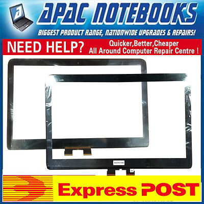 "13.3"" Touch Screen Glass Digitizer for HP HP Spectre 13-3014TU Ultrabook"