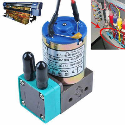 WOW DC24V Small Micro Diaphragm JYY (B)-Y-10-1 Ink Pump for Inkjet Printer