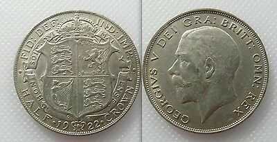 Collectable 1922 King George V Half-Crown (0.500)
