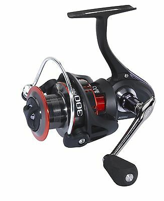 Mitchell 300 Pro Spin Spinning Bait Casting Front Drag Fishing Reel +Spare Spool