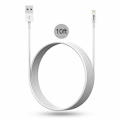 New iPhone 6 5s SE Lightning USB Data Cable Charger - 10 ft
