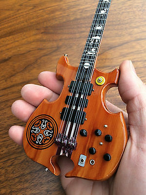 John Paul Jones Led Zeppelin Custom Bass Miniature Guitar - Free Shipping in US
