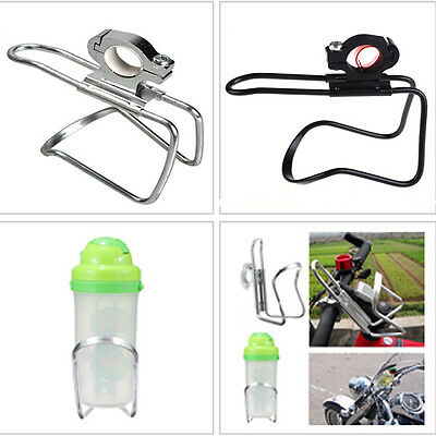 Cycling Bike Bicycle Motorcycle Water Bottle Holder Cages Rack Aluminum Alloy