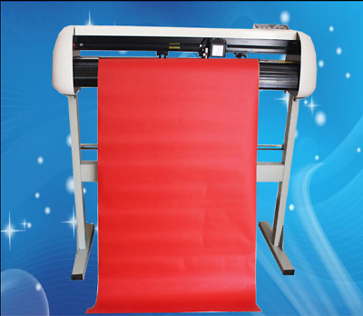 New 24'' Redsail Vinyl Cutter Sign Cutting Plotter With Stand & Artcut2009