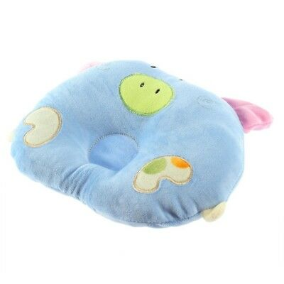 Cotton Pig Shaped baby Newborn Toddler Sleeping Pillow Prevent Flathead CP