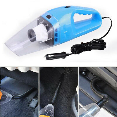 In-Car 12V 120W Portable Wet & Dry Car Home Mini Handheld DUST Vacuum Cleaner