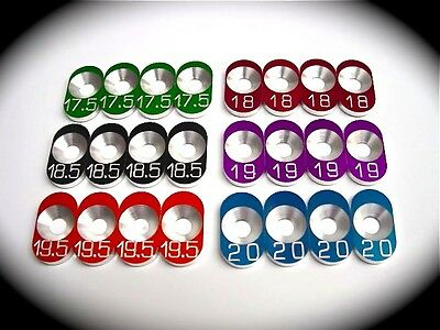Jofer RC Losi 5ive Engine Spacer Inserts