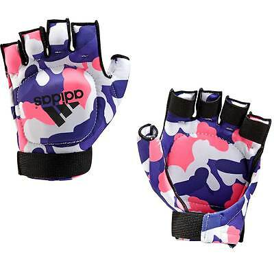 Adidas Hockey OD Glove Super Pink 2015 Protective Hockey Glove