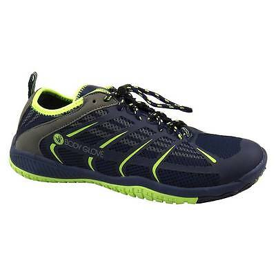 Body Glove Dynamo Rapid Dark Blue/Neon Green Mens Water Shoe Size 8M~NWOB~NEW