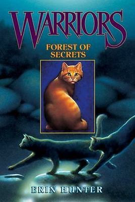 Warriors the Prophecies Begin Ser.: Forest of Secrets 3 by Erin Hunter (2004, Pa