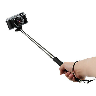 Monopod Handheld Selfie Stick Extendable Holder For Camera iPhone Samsung GoPro