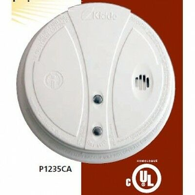 Kidde Direct Wire 120V Smoke Alarm with Hush Button - New In Box