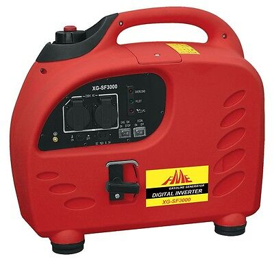 Digital Inverter Generator 2.6KW rated  3.2KVA Max with remote start