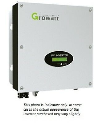 "Growatt 4.6kW ""Sungold"" Solar Inverter"