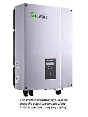 Growatt 3.0kW Solar (String) Inverter