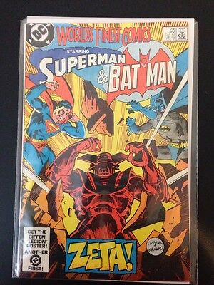 WORLD'S FINEST 5 Comic Lot - Batman & Superman, F/VF, DC