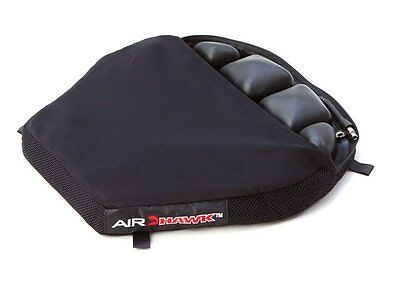 Airhawk 2 Motorcycle Cushion + Cover Motorbike Seat Comfort fit Most Cruiser
