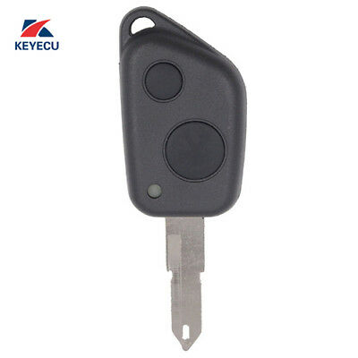 New Replacement Remote Key Shell Case Fob 2B for Peugeot 106 205 206 306 405 406