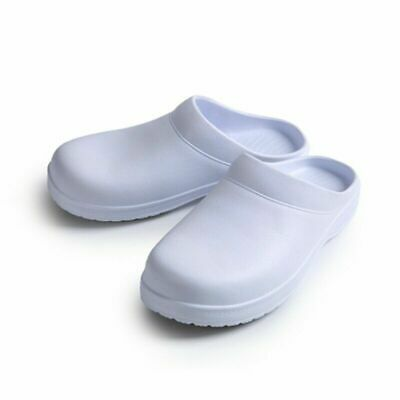 New Nurse Shoes Wedge Mary Janes Slip Resistant Comfort Nursing Work Shoes White