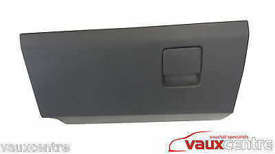 Genuine Vauxhall Zafira B Mk Ii Black Glove Box Compartment Store 13199664