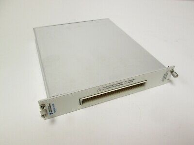 National Instruments NI SCXI-1102C 32-Channel 10kHz Bandwidth Amplifier 0.005%