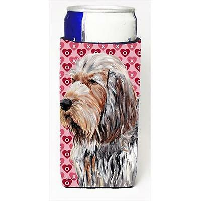 Otterhound Hearts And Love Michelob Ultra bottle sleeves Slim Cans 12 Oz.