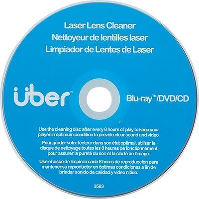 NEW Uber 27311 Laser Lens Cleaner