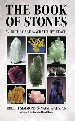 USED (GD) The Book of Stones: Who They Are & What They Teach by Robert Simmons