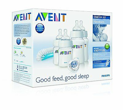 Philips Avent Natural Newborn Starter Set SCD371/00