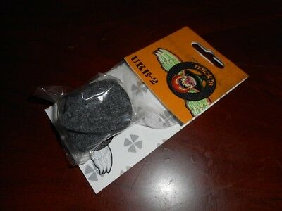 NEW Mick's Picks Handmade 3.8mm Ukulele Picks (3) - UKE-2