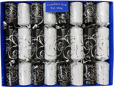 Musical Chimes -  Family Fun Christmas Christmas Crackers - assorted designs