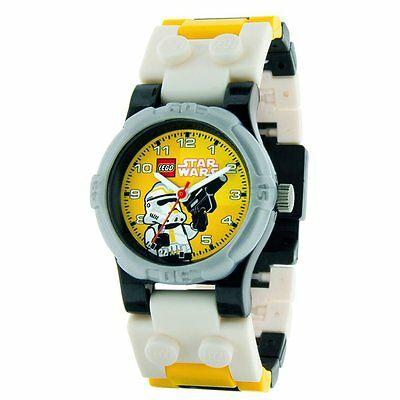 Lego Star Wars Storm Trooper Watch - New and Sealed