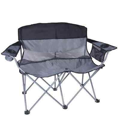 Camping Outdoors Portable Chair Stansport Apex Double Arm Chair