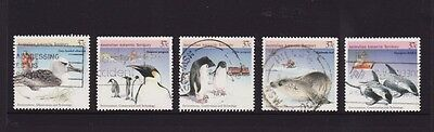 Australia Antarctic Territory 1988 Conservation Stamp Set