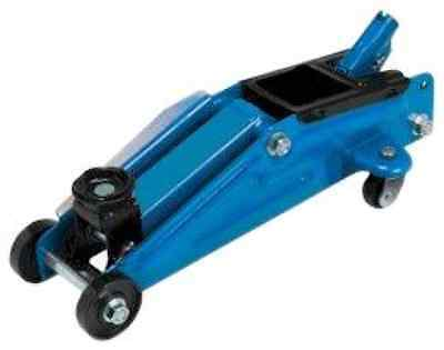 Silverline 633935 Hydraulic Trolley Jack 2 t