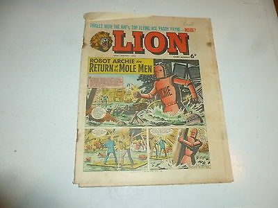 LION Comic (1965) - Date 30/01/1965 - UK Paper Comic